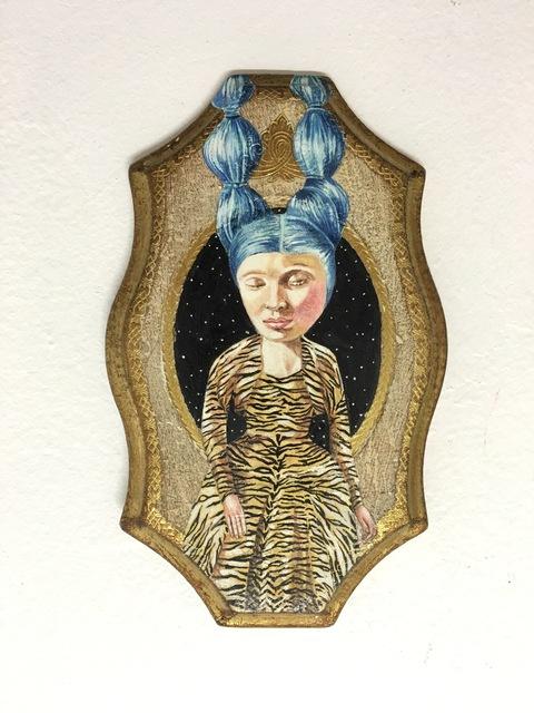 Lori Field, 'Blue Meanie', 2016, Imlay Gallery