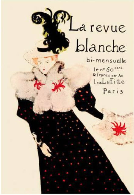 , 'La revue blanche,' 1895, Untitled Projects
