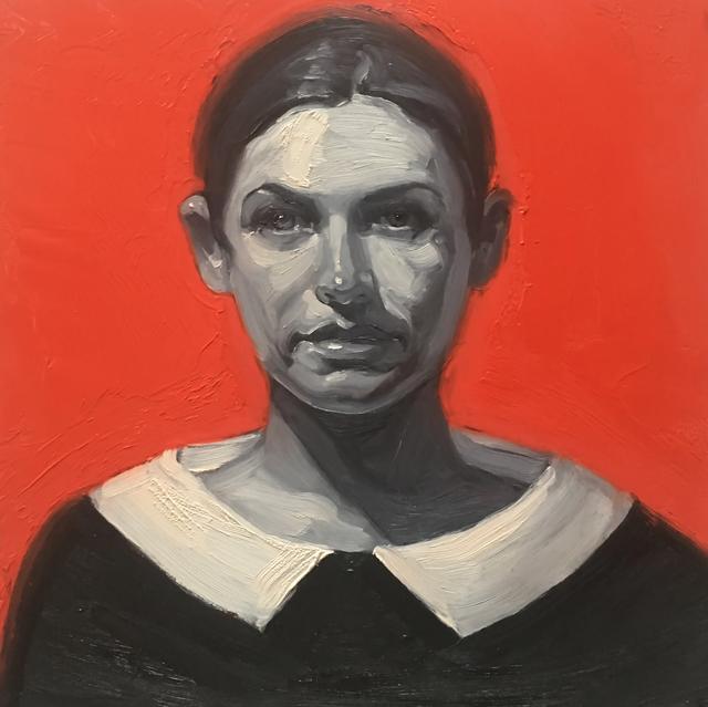 , 'Woman no. 2,' 2019, Nancy Toomey Fine Art