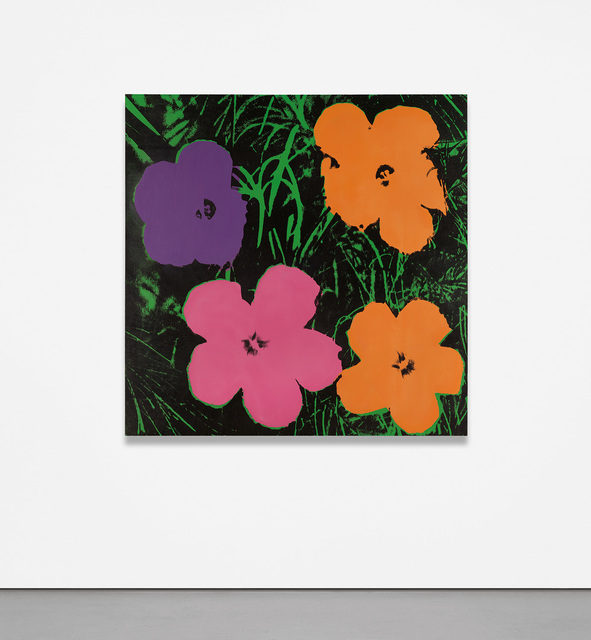 Andy Warhol, 'Late Four-Foot Flowers', 1967, Phillips
