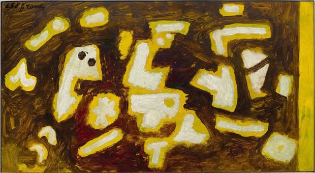Eugène Brands, 'Fragmenten', 1958, Koller Auctions