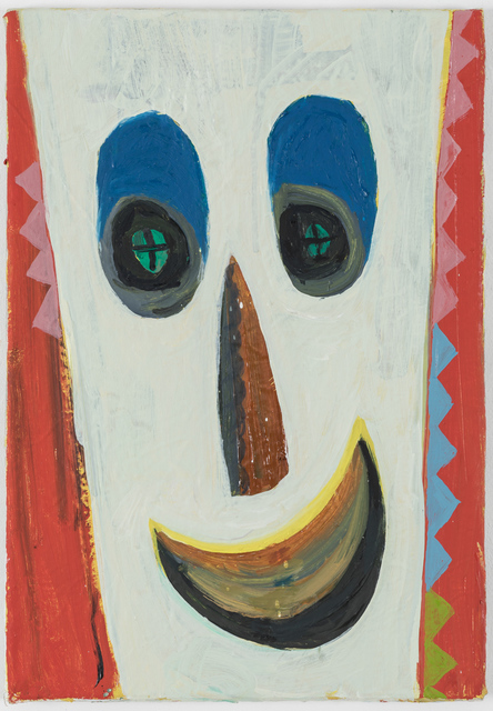, 'Masque,' 2018, PLUS-ONE Gallery