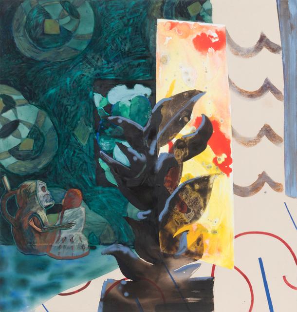 , 'Scythe,' 2018, Asya Geisberg Gallery