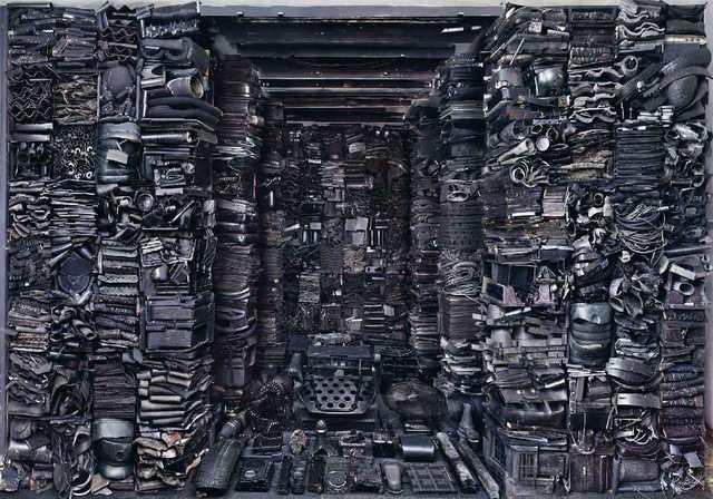 , 'Archive 4,' 2008, Bruce Silverstein Gallery