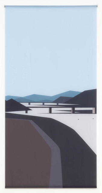Julian Opie, 'Seoul - Busan 5', 2018, Cristea Roberts Gallery