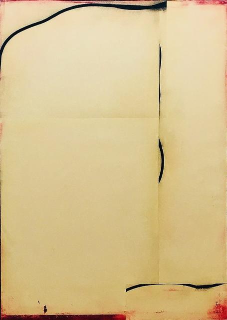 Daniel Brice, 'Untitled (Red)', 2012, Lawrence Fine Art