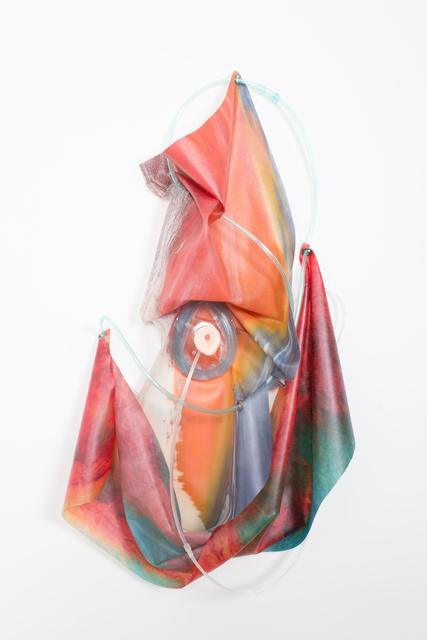 , 'Petrified Sensibilities 17,' 2017, GALERIE ESCOUGNOU-CETRARO