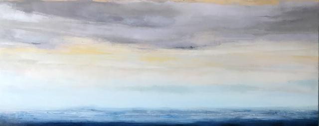 , 'Calm Sea,' 2018, Petroff Gallery