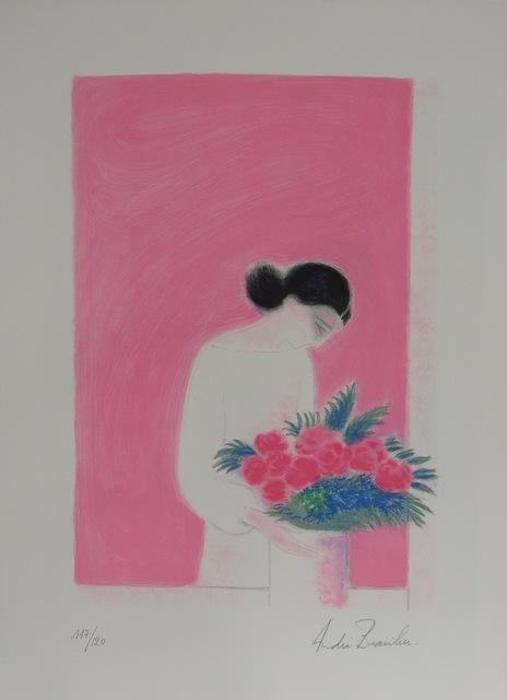 , 'Heure rose,' 1993, Artioli Findlay