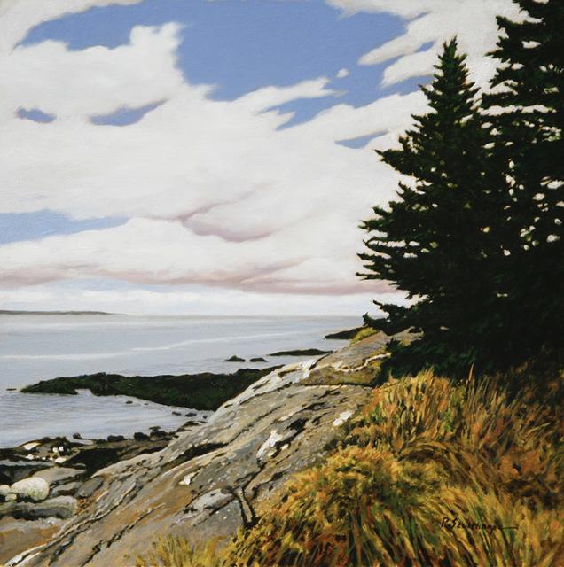 Peter Sculthorpe, 'Low Tide at Seal Ledges', 2018, Somerville Manning Gallery