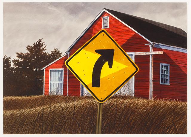 , ' American Tableau,' 1993, Mac-Gryder Gallery