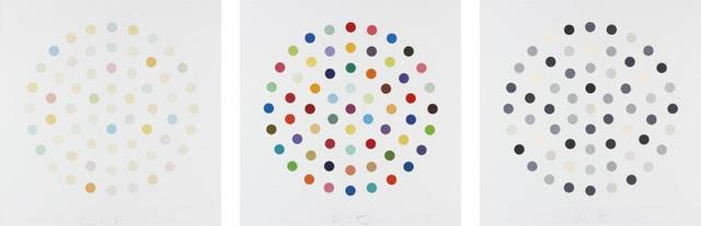, 'Cineole, Cinchonodine and Ciclopirox Olamine,' 2004, Maddox Gallery