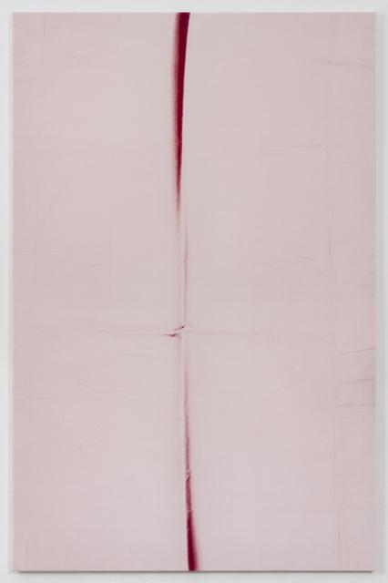 , 'List,' 2016, Gallery Sofie Van de Velde