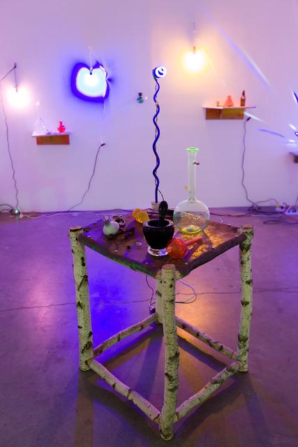 , 'Like a lemon to a lime,' 2011-2014, Anat Ebgi