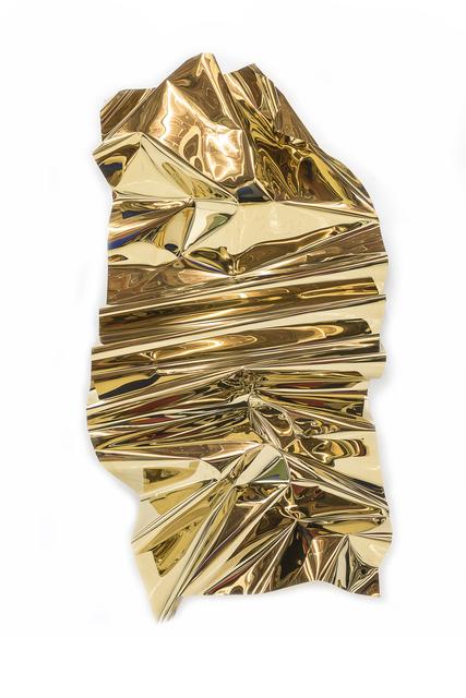 Aldo Chaparro, 'Mx Gold', 2018, Galerie Isa