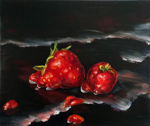 , 'Strawberries,' 2018, Hosfelt Gallery