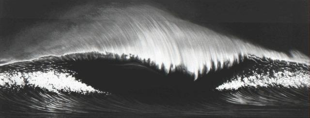 Robert Longo, 'The Wave', 2003, Upsilon Gallery