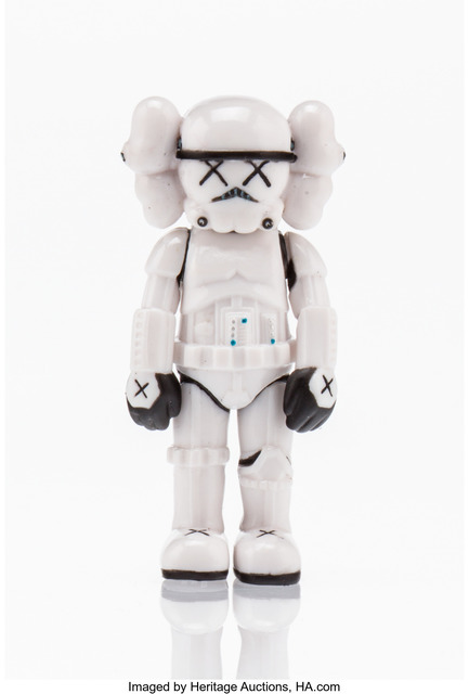 KAWS, 'Mini Stormtrooper', 2013, Heritage Auctions
