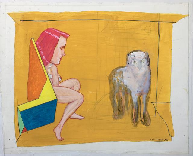 Pat Andrea, 'The Lamb', 2008-2018, Galerie DYS
