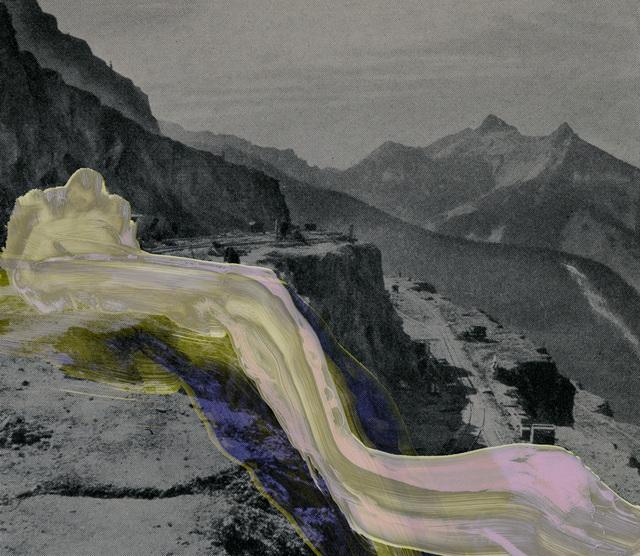 , 'Falling,' 2012, Sous Les Etoiles Gallery