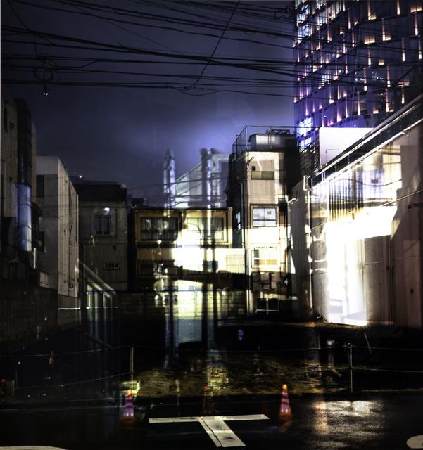 , 'Platz,' 2012, DAS ESSZIMMER