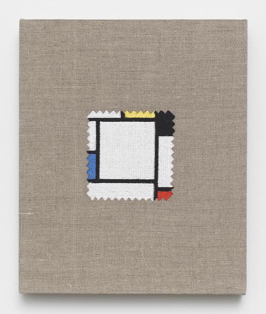 , 'Swatch, Mondrian,' 2012, Feuer/Mesler