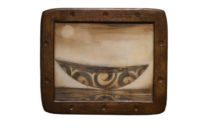 , 'Canoe at Bute Inlet,' , Abmeyer + Wood Fine Art