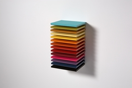 , 'Colours Organized by Thoughts #2,' 2014, Baginski, Galeria/Projectos