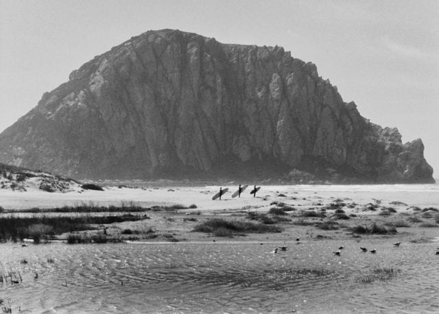 Joni Sternbach, 'Surfers Morro Rock', 2013, ARC Fine Art LLC