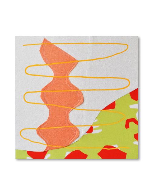 Anastasia Greer, 'The Squashed Quarreled with a Noodle', 2019, Uprise Art