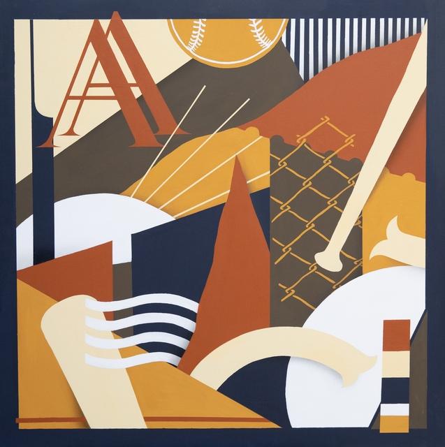 Franck Pellegrino, 'ACE', 2018, Ground Effect Gallery