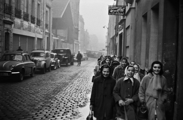 , 'Paris,' 1956-1956, Ed van der Elsken Archives