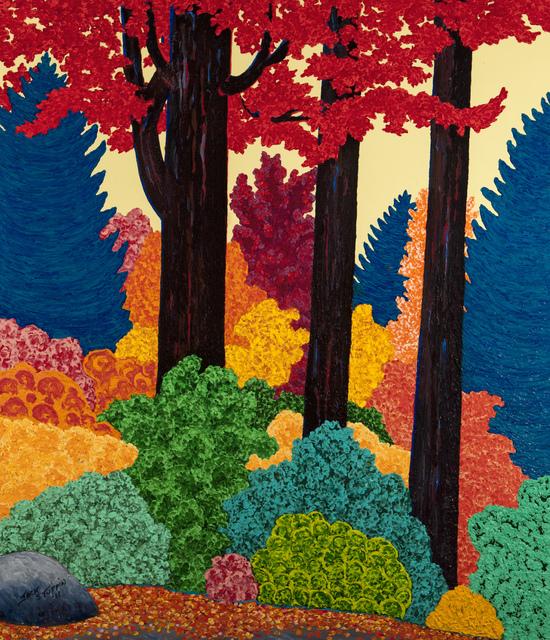 , 'Trees Near Elk Lake,' 2011, ACA Galleries