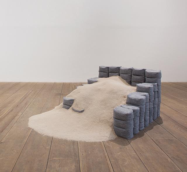 , 'Escultura Individual,' 2014, Galeria Jaqueline Martins