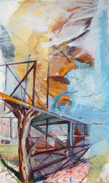 , 'Station,' 2013, Galerie Antoine Ertaskiran