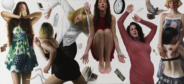 , 'Freedom,' 2018, Gallery Victor Armendariz