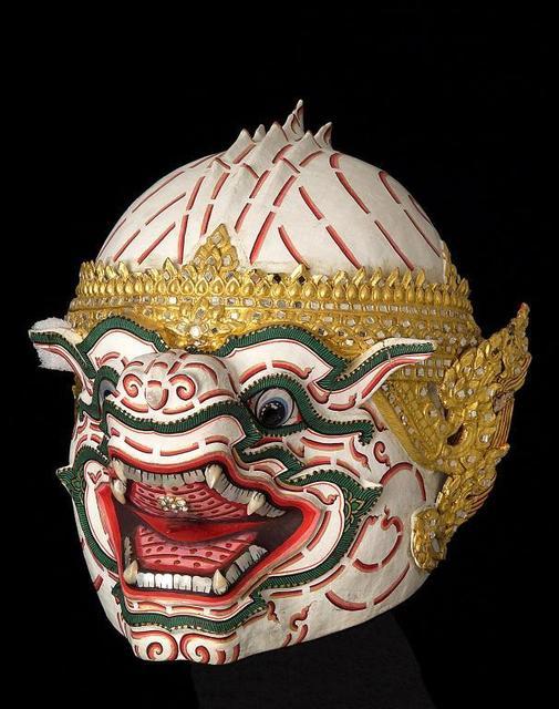 , 'Hanuman,' 1985, Musée national des arts asiatiques - Guimet