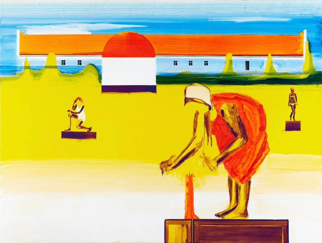 John Kørner, 'Helle, Cherie, Jasmine,' 2011, Galleri Bo Bjerggaard