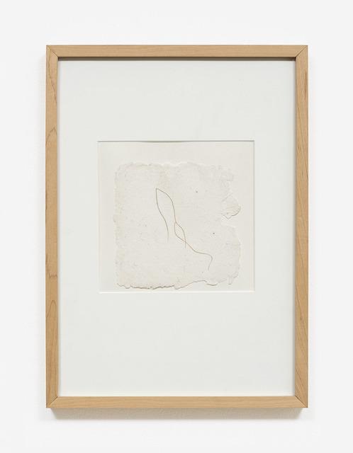 , 'Untitled,' 1988/1990, Galerie Hubert Winter