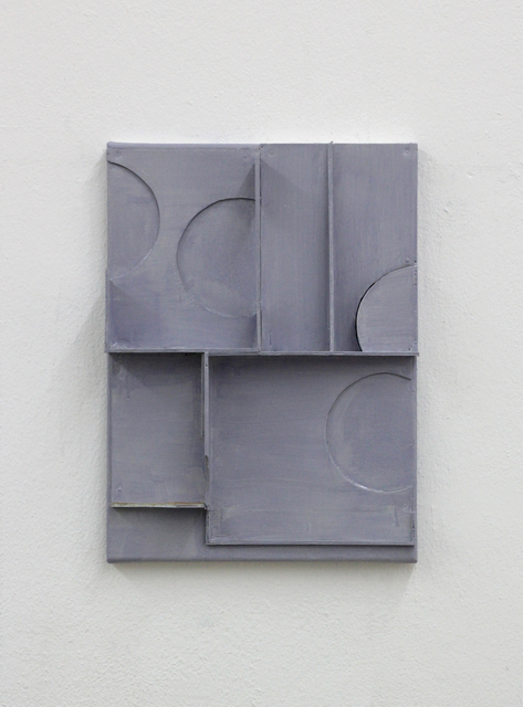 , 'Untitled (Intercostal) 02,' 2015, Galerie Andreas Huber