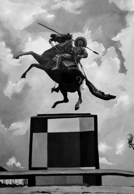 , 'José Antonio Páez. Serie Estatuas Ecuestres,' 2011-2017, Carmen Araujo Arte