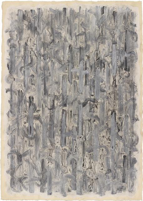 , 'Line Field 341,' 2000, Mind Set Art Center