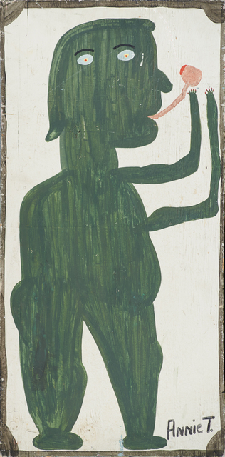 Annie Tolliver, 'Voo Doo Man Smoking His Pipe', Rago