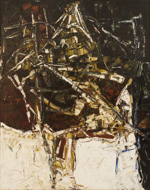 , 'Du Coté de Chez Drud, No. 6,' 1967, Canadian Fine Arts