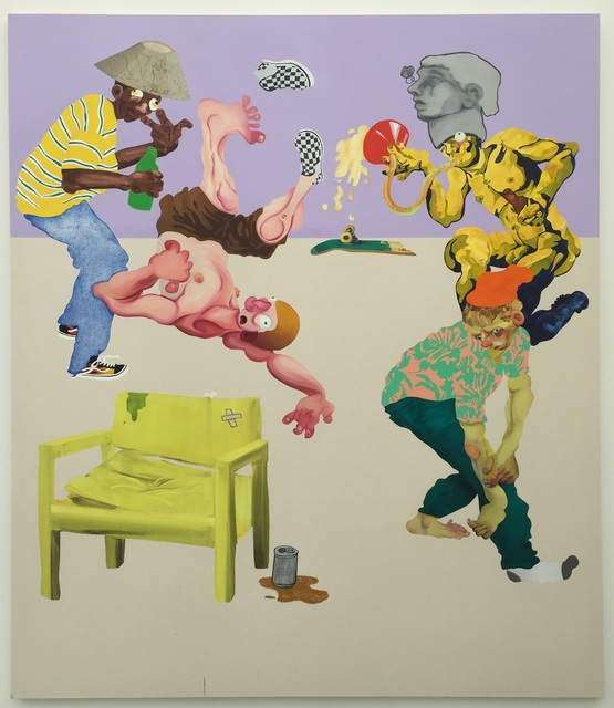 , 'The Ritual,' 2017, Postmasters Gallery