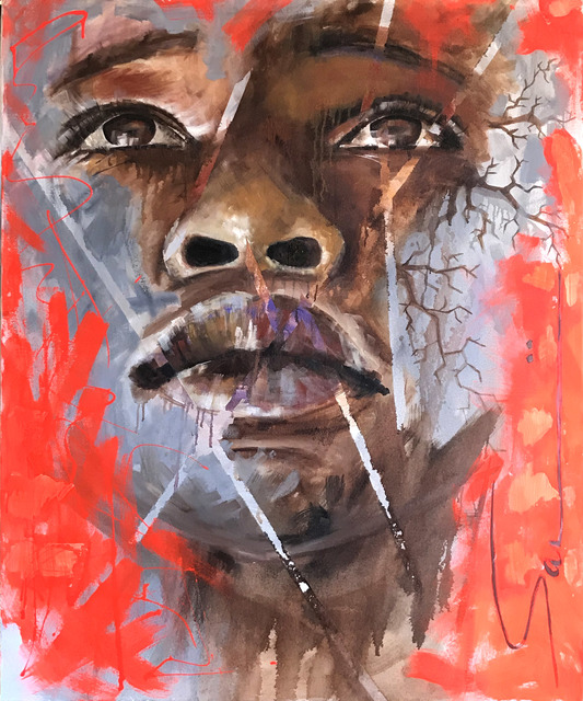 Sara Gaqa, 'Breaking Free II', 2019, ARTsouthAFRICA