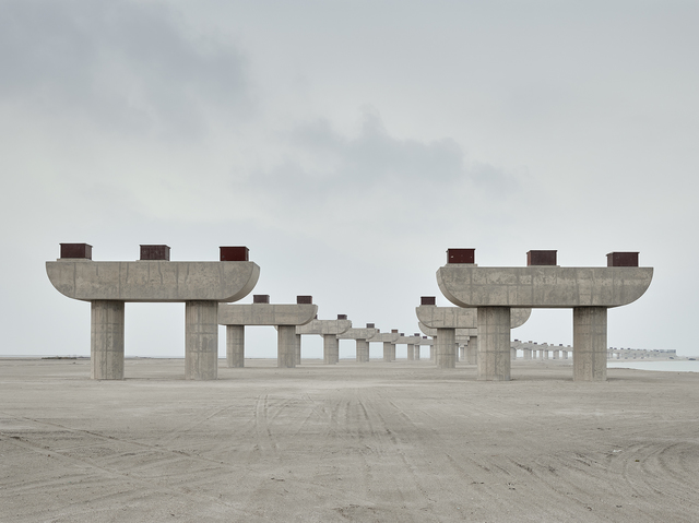 , 'Bridge, Jebel Ali, Dubai (UAE),' 2014, Circuit Gallery