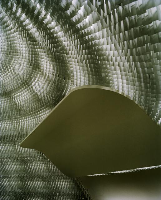 , 'French Communist Party Headquarters #2,' 2000, Demisch Danant