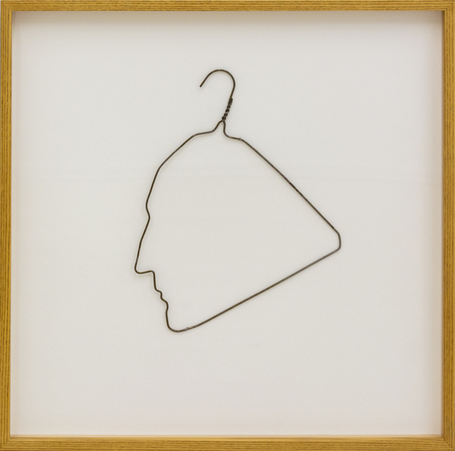 , 'Profile of Marcel Duchamp,' 1985, Ethan Cohen New York