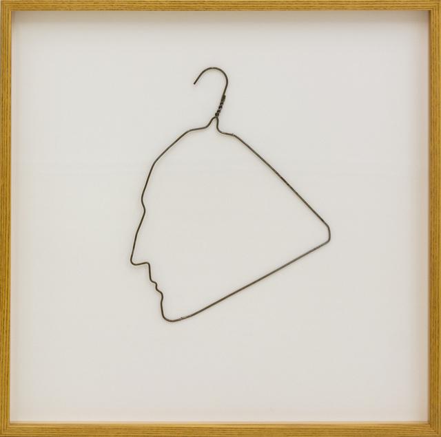 Ai Weiwei, 'Profile of Marcel Duchamp', 1985, Ethan Cohen New York